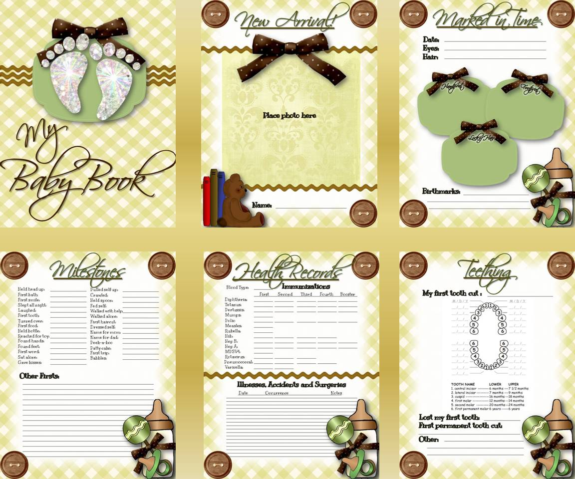 image relating to Baby Memory Book Pages Printable named Create it Down-Youngster Guides and Recollections-Calgary Beginning Fundamentals